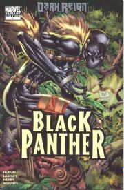 Black Panther 2 Comics
